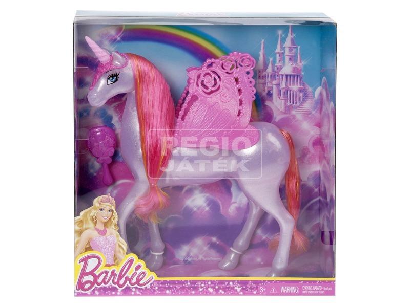 Barbie Rózsaszín Pegazus CFF