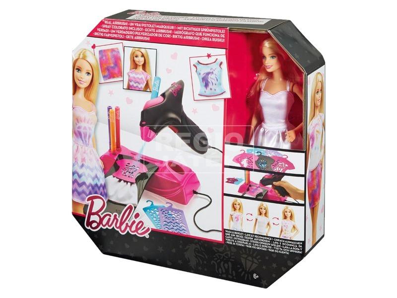 Barbie: festékszóró stúdió