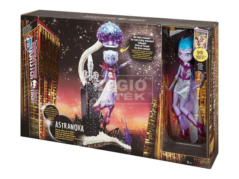 Monster High: Boo York Astranova lebegtető állomás