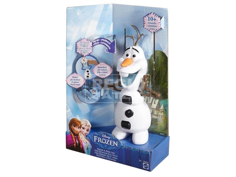 Disney Jégvarázs fecsegő Olaf DGB