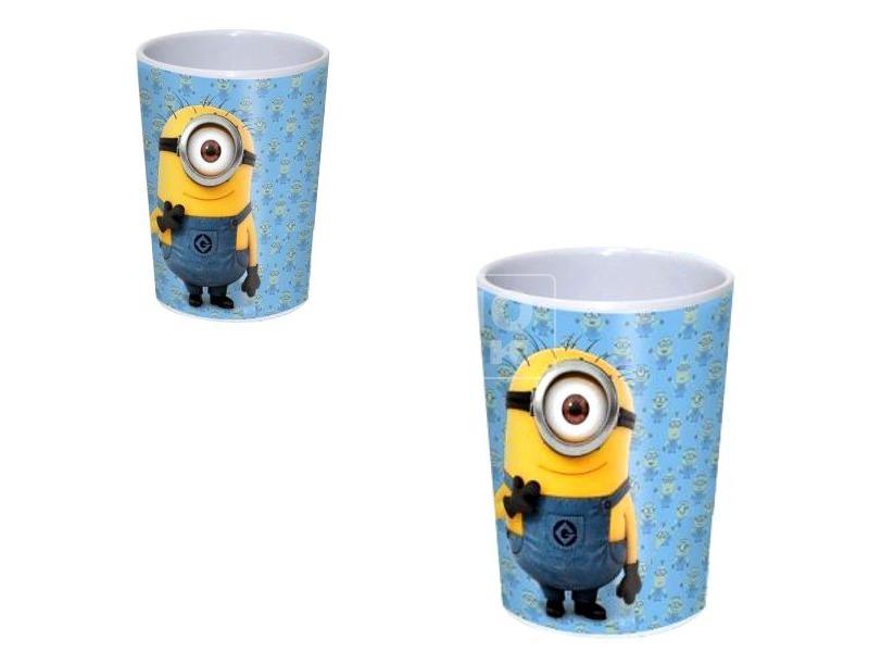 Melamin Minion pohár