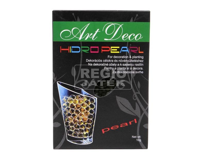 Hidro Pearl dekorgyöngy dobozban - 10 g, többféle