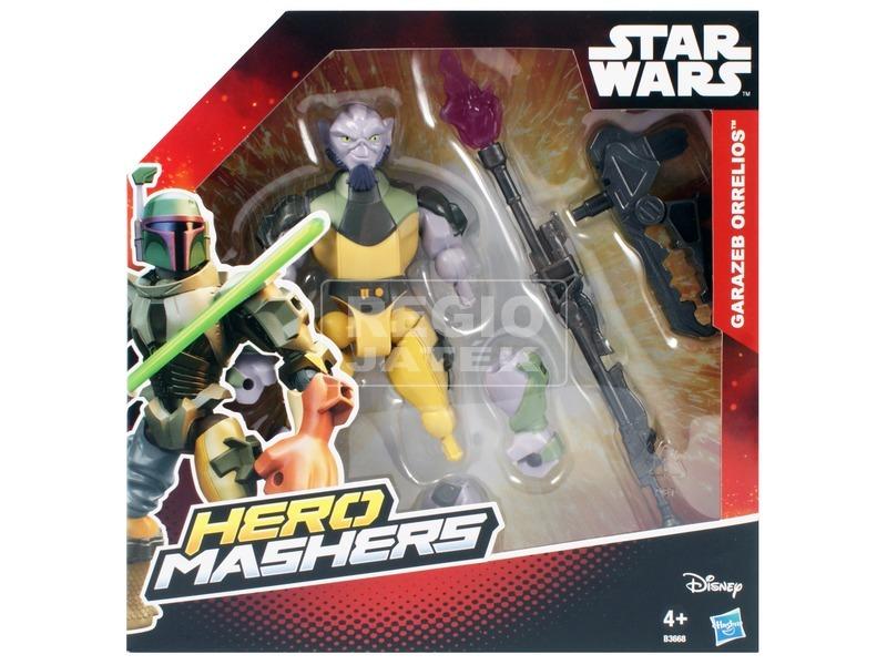 kép nagyítása Star Wars: Hero Mashers deluxe akciófigura - többféle