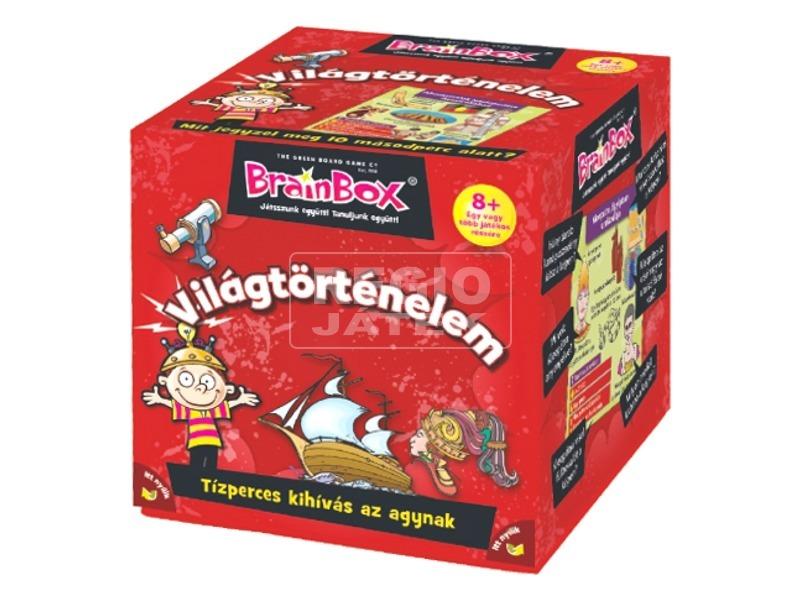 BrainBox - Világtörténelem társasjáték