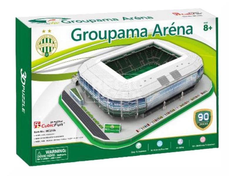 3dimenziós puzzle Groupama Aréna MC