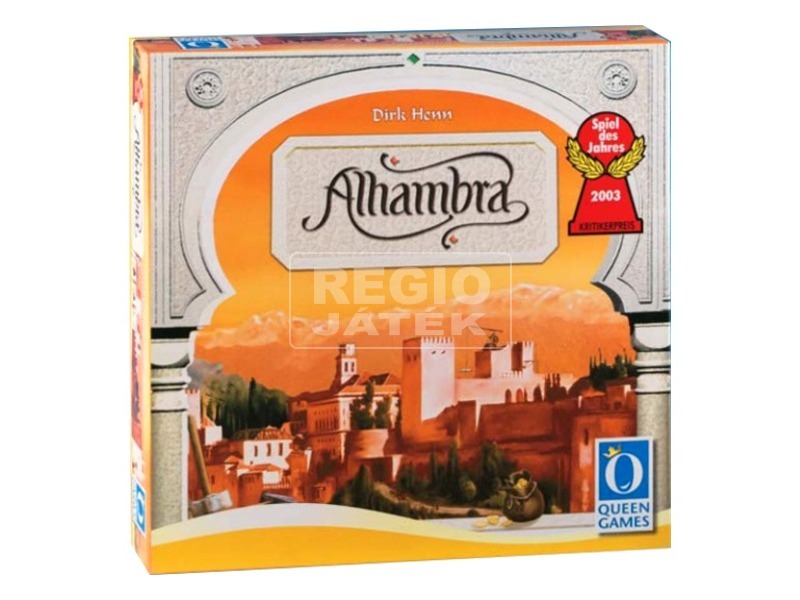 Alhambra Nagy 2015 társasjáték
