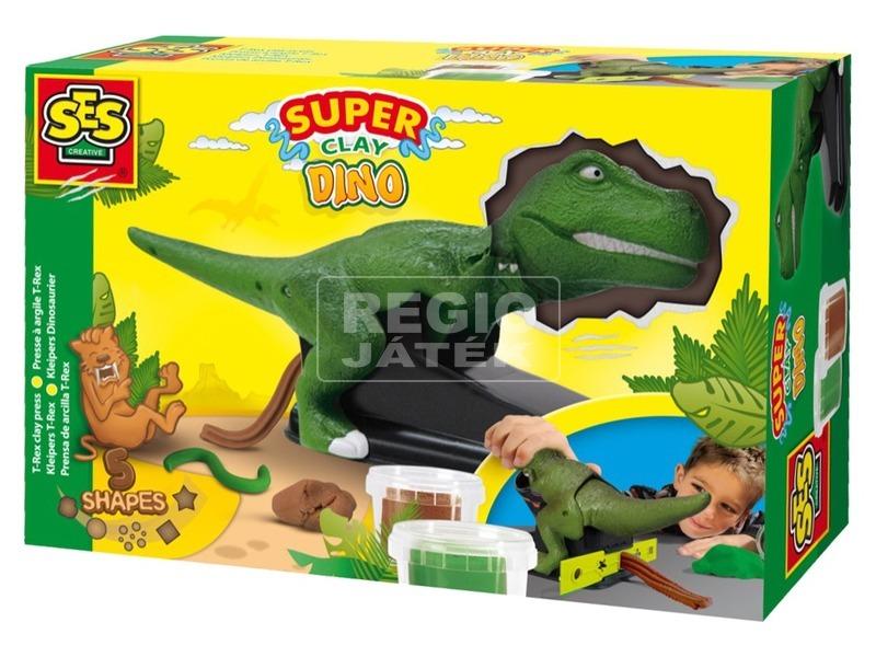 Gyurma szett T-rex