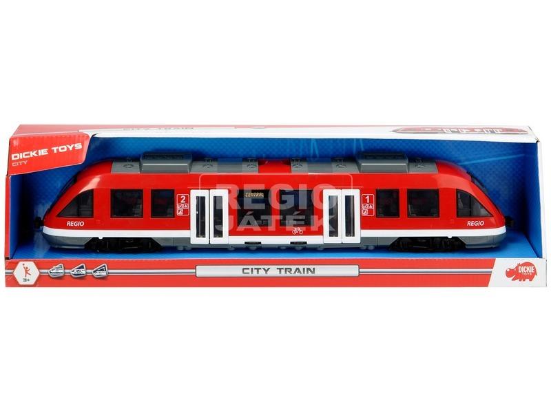 Dickie City Train városi vonat - 45 cm