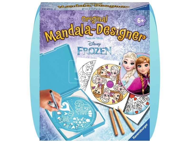 Mandala mini - Jégvarázs 29936