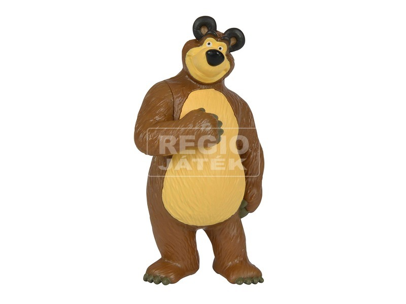 kép nagyítása Masha és a medve meglepetés figura - 6 cm