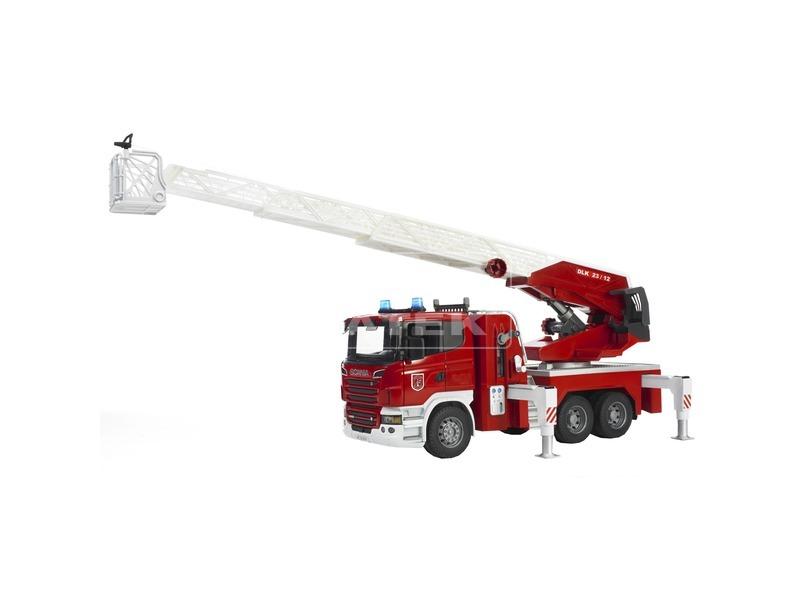 Bruder - Scania R tűzoltóautó