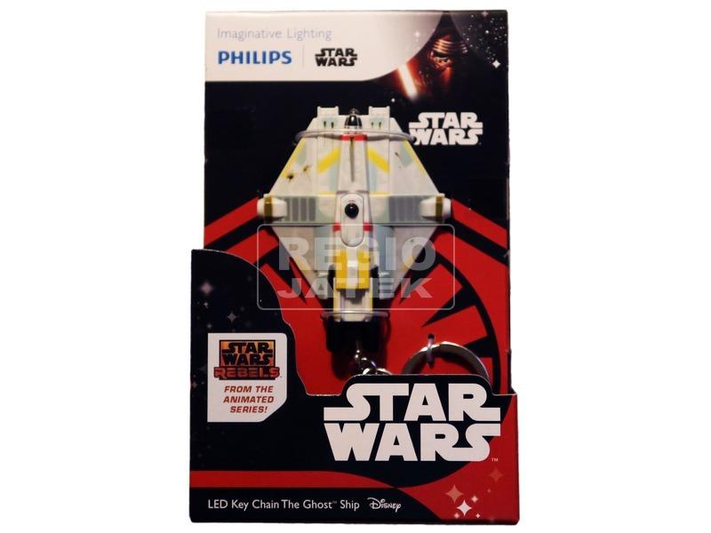 Star Wars: Lázadók szellemhajója világító LED kulcstartó