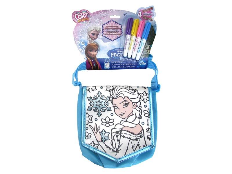 Color Me Mine Jégvarázs színezhető mini táska