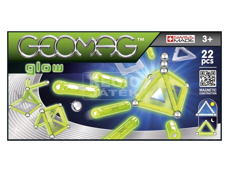 Geomag Glow 22 darabos készlet
