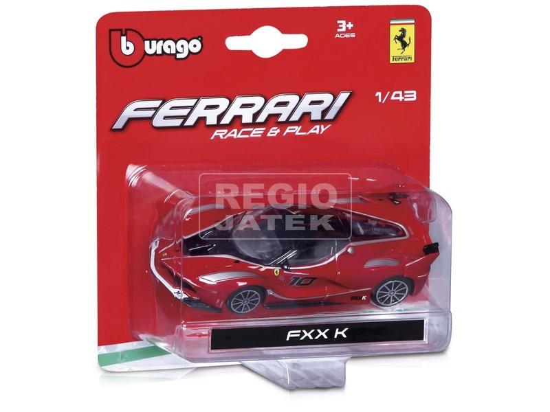 Bburago Ferrari fém autó - 1:43, többféle