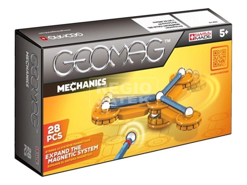Geomag Mechanics 28 darabos készlet