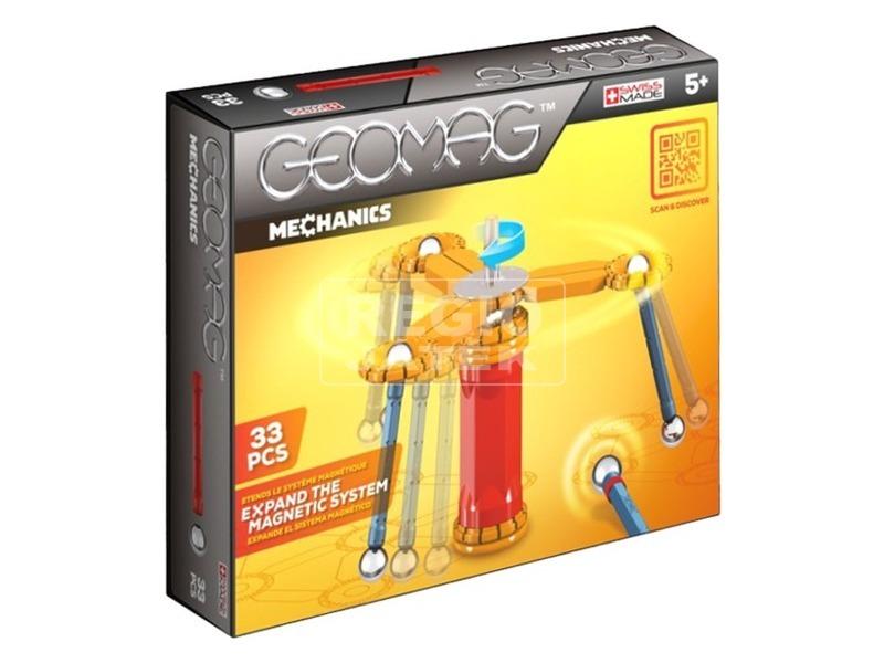 Geomag Mechanics 33 darabos készlet