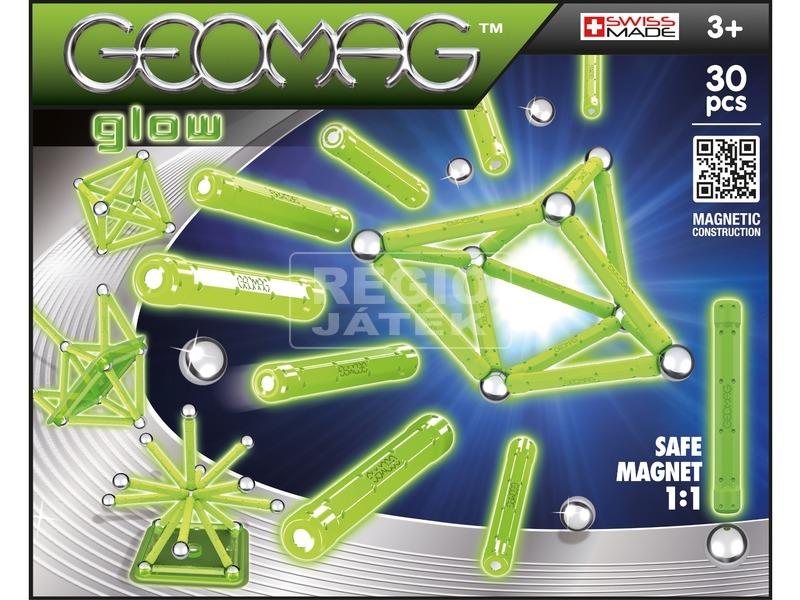 Geomag Glow 30 darabos készlet