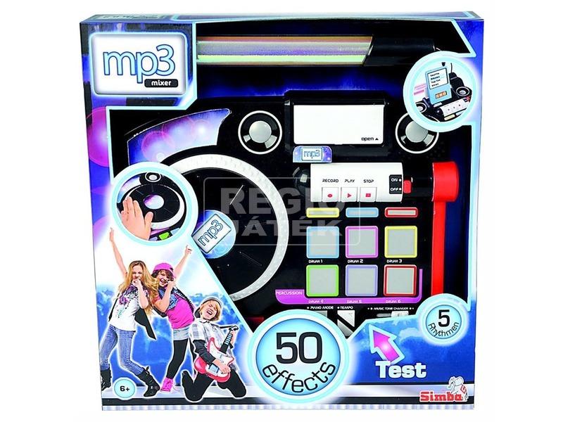MMW I-Mixer, keverőpult, MP3 cs