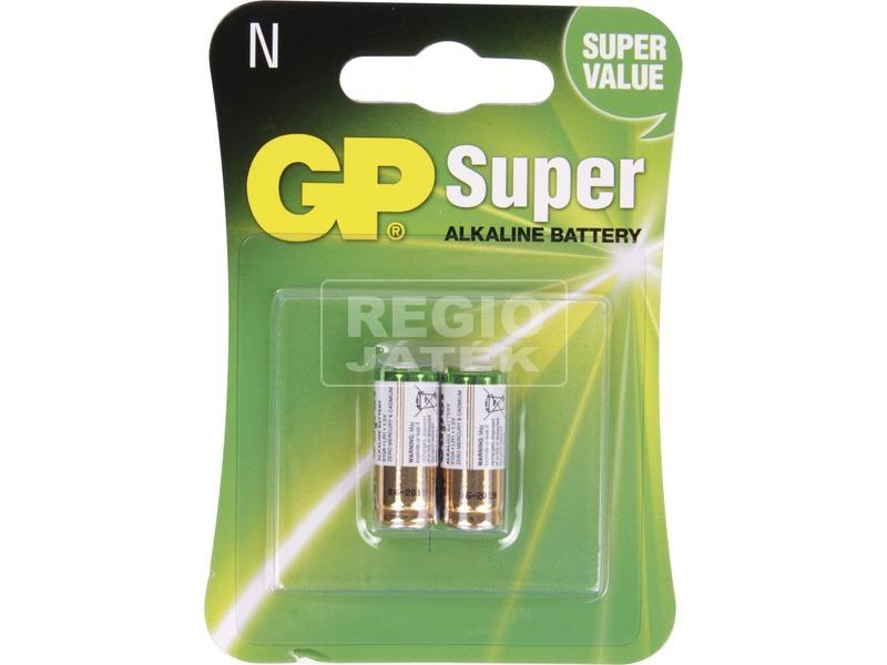 GP Super alkáli elem 2db. 910A LR