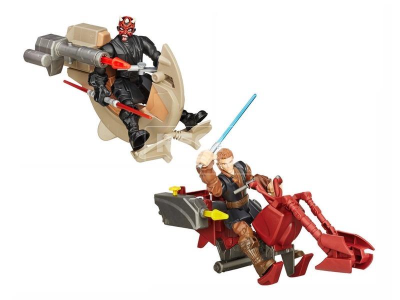 Star Wars: Hero Mashers figura - 15 cm, többféle