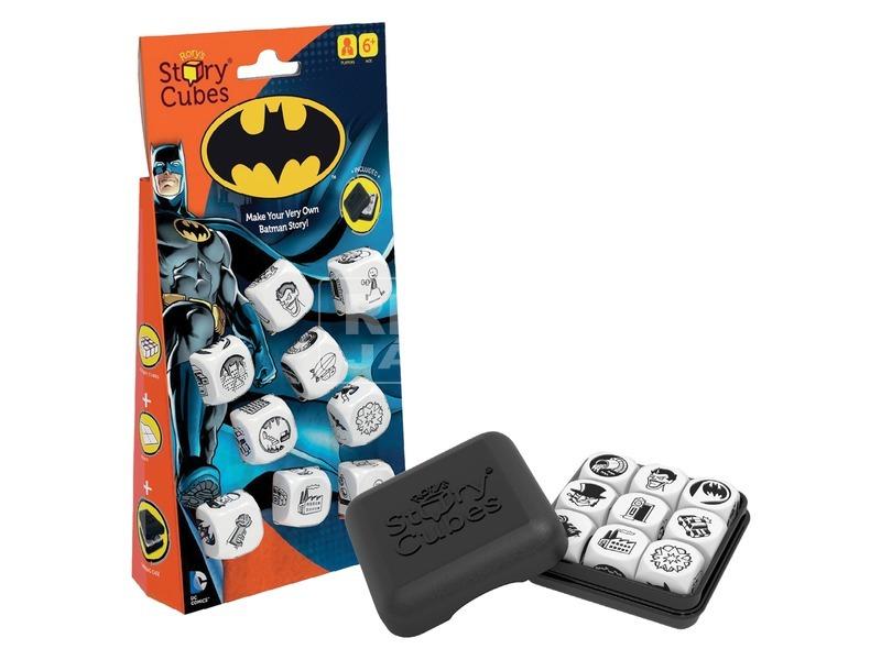 Sztorikocka Batman - Story Cubes Batman CRE