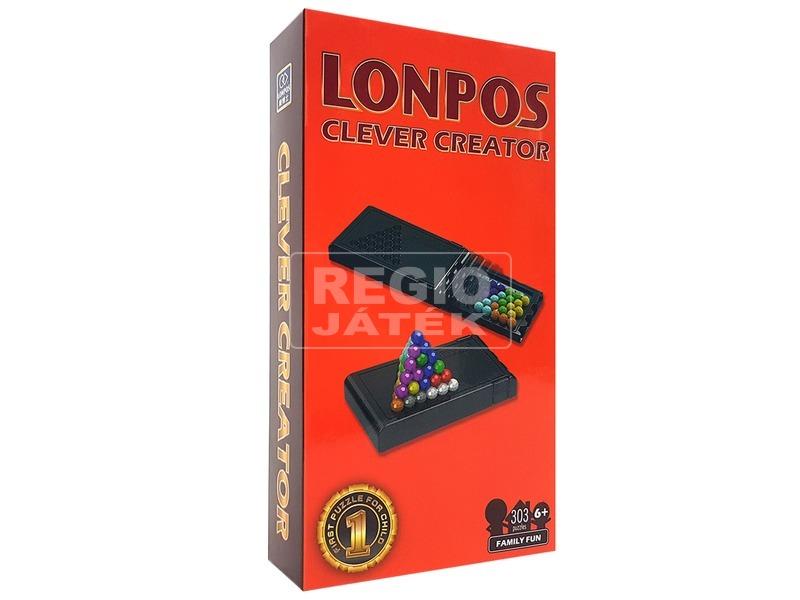 Lonpos 303 Clever Creator logikai játék