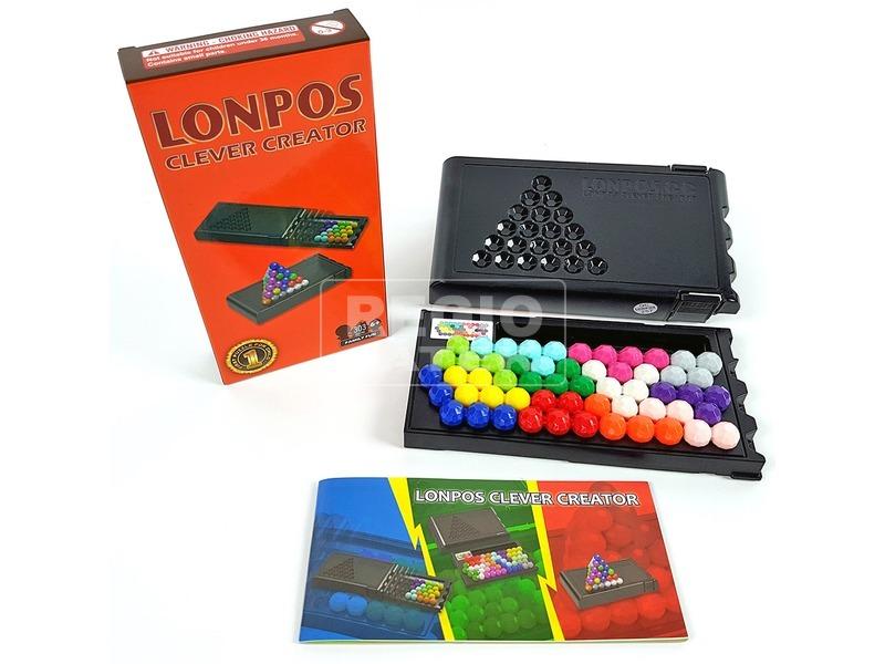 kép nagyítása Lonpos 303 Clever Creator társasjáték LON