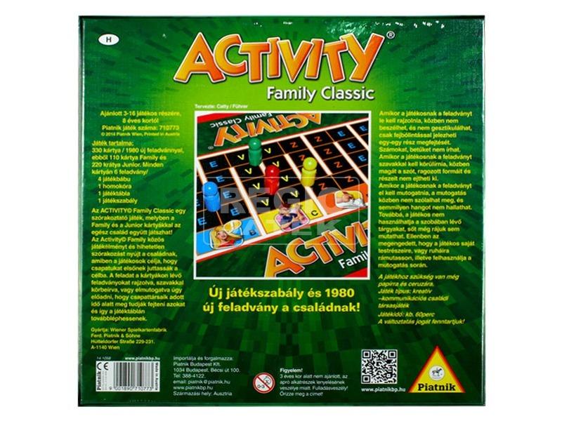 kép nagyítása Activity Family Classic társasjáték