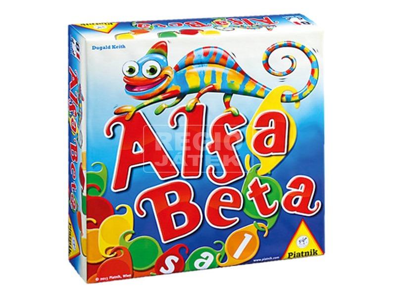Alfa Beta társasáték