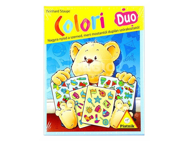 Colori Duo társasjáték