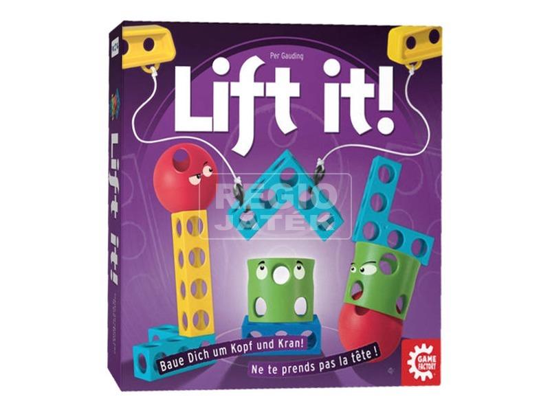 Lift It party társasjáték
