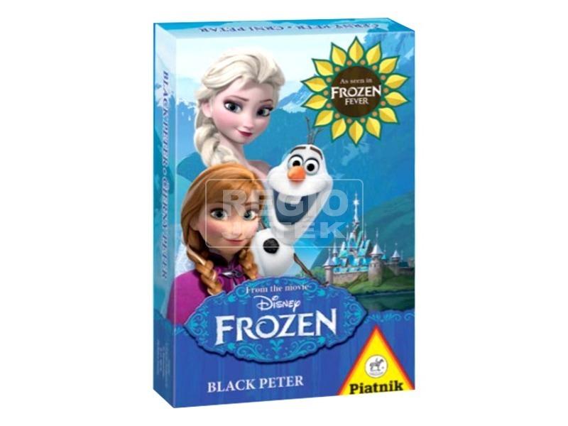 Jégvarázs láz Fekete Péter kártya