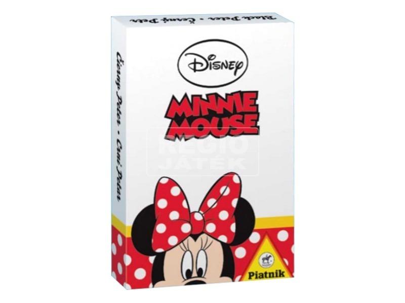 Minnie Mouse Fekete Péter kártya