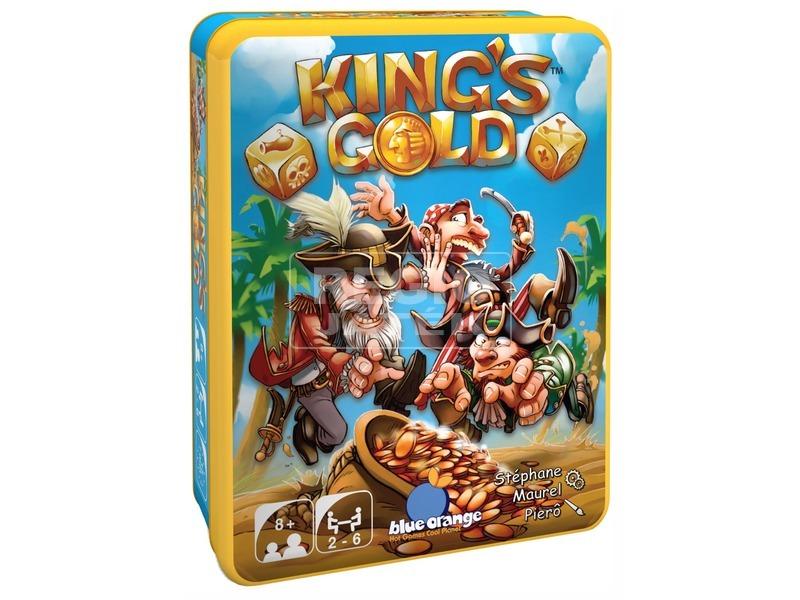 Kings Gold társasjáték BLU