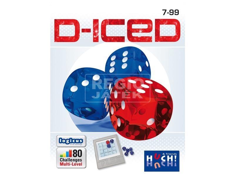 D-Iced logikai kockajáték HUT