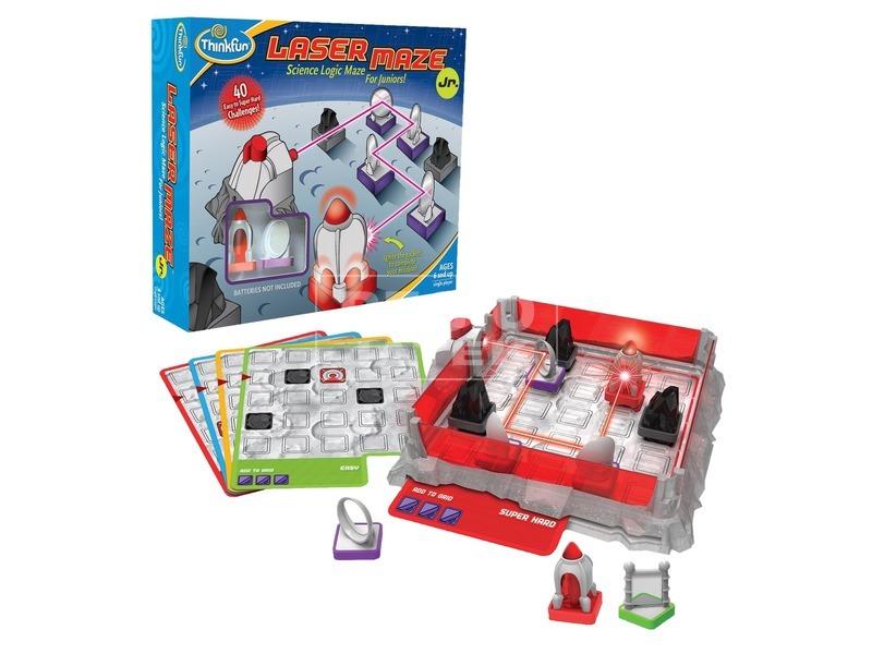 Laser Maze Jr. logikai játék THI