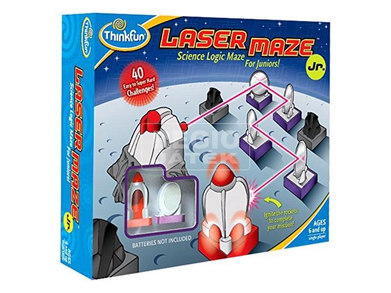 kép nagyítása Laser Maze Jr. logikai játék THI