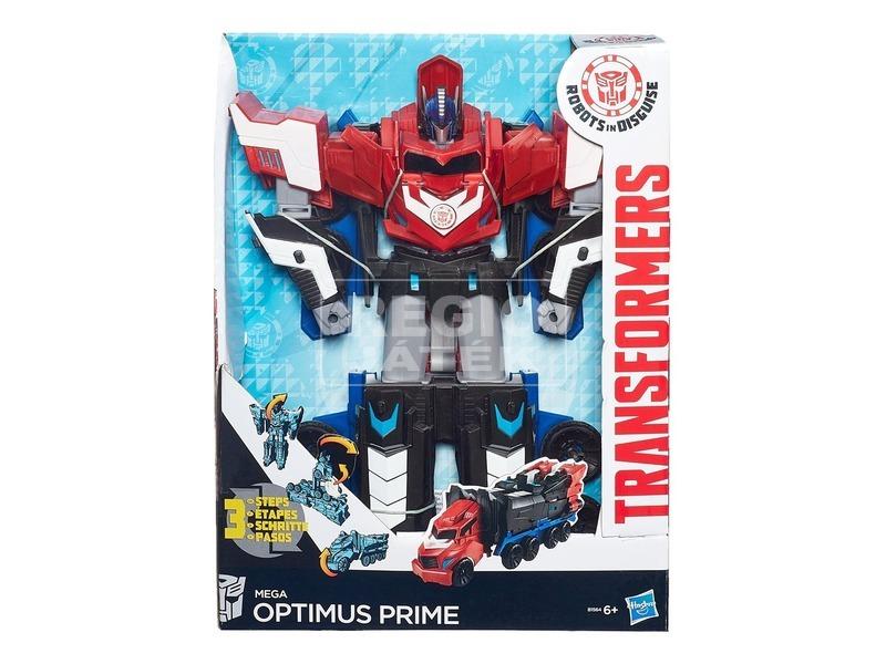 TRA. Rid Mega Optimus Prime B