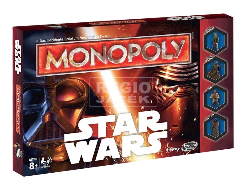 MONOPOLY STAR-WARS