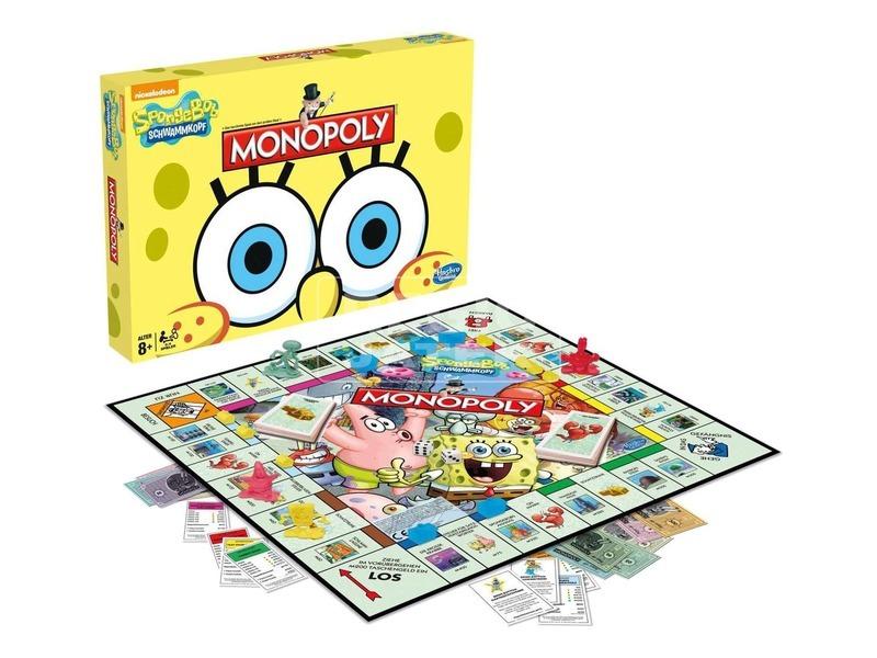 Monopoly SpongyBob társasjáték