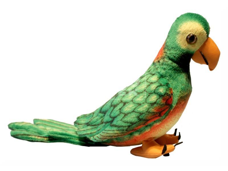 Papagáj 24 cm 2NIA