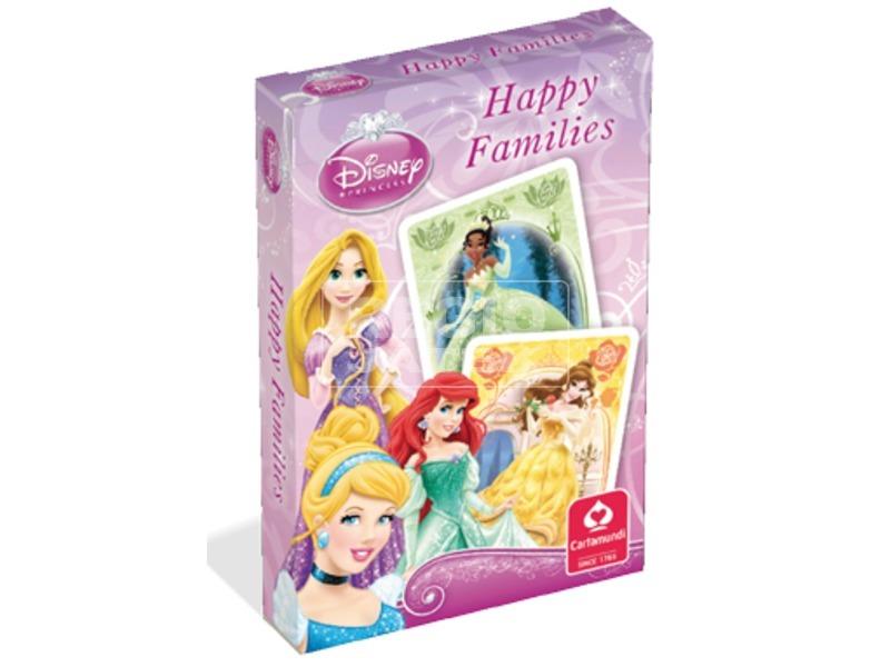 Hercegnők Disney kvartett kártya