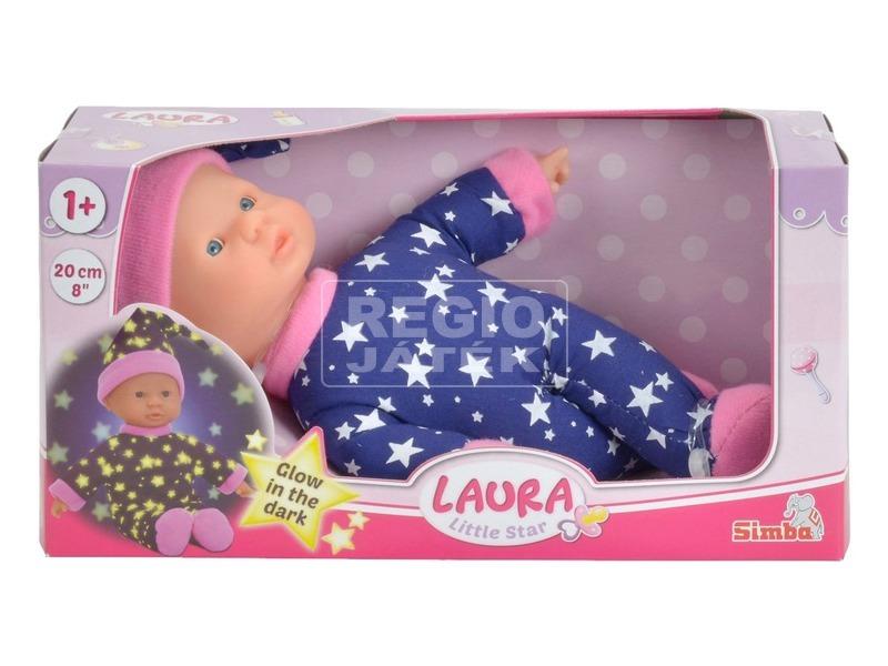 kép nagyítása Laura Little Star játékbaba - 20 cm