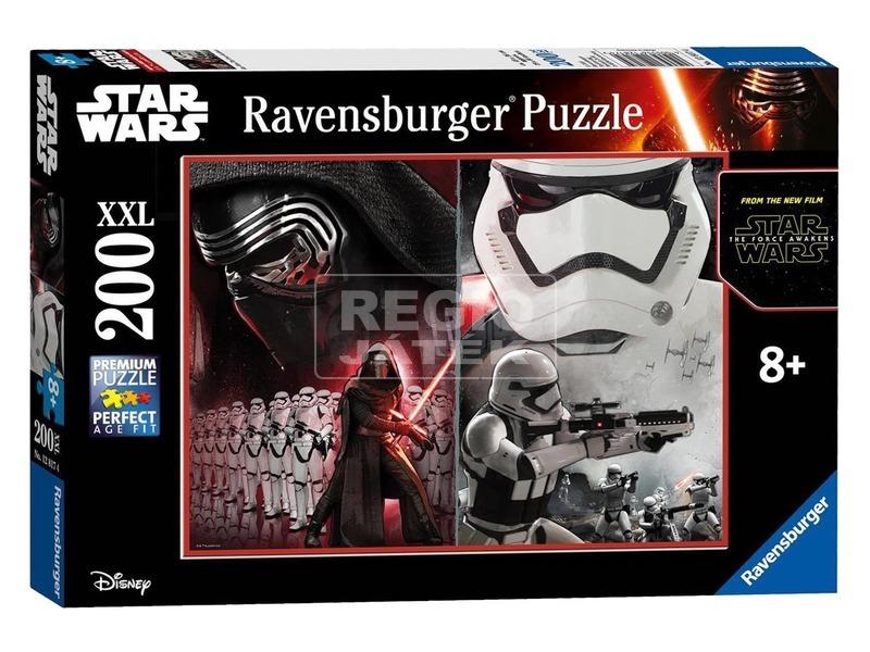 Star Wars: Episode VII Sötét oldal 200 darabos puzzle