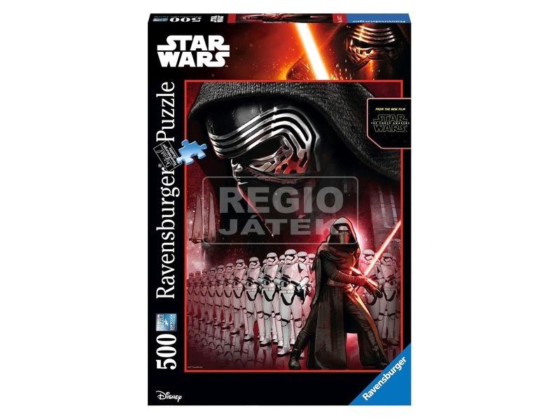 Star Wars: Episode VII Kylo Ren 500 darabos puzzle