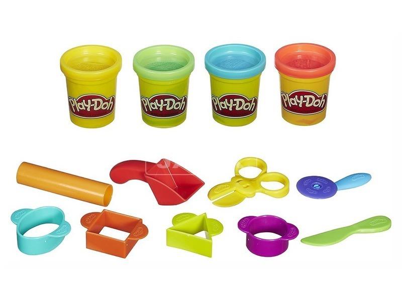 kép nagyítása Play-Doh gyurma kezdőkészlet
