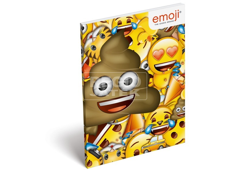 Emoji notesz - A7