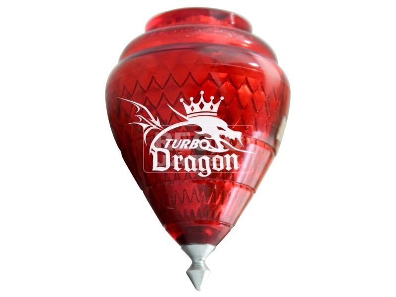 Turbo Dragon peonza - többféle