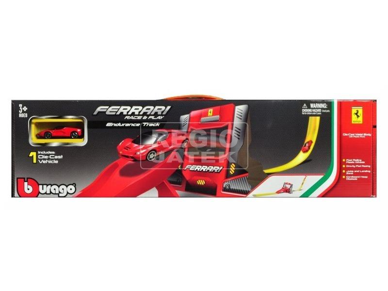 Burago Ferrari R&P Sin